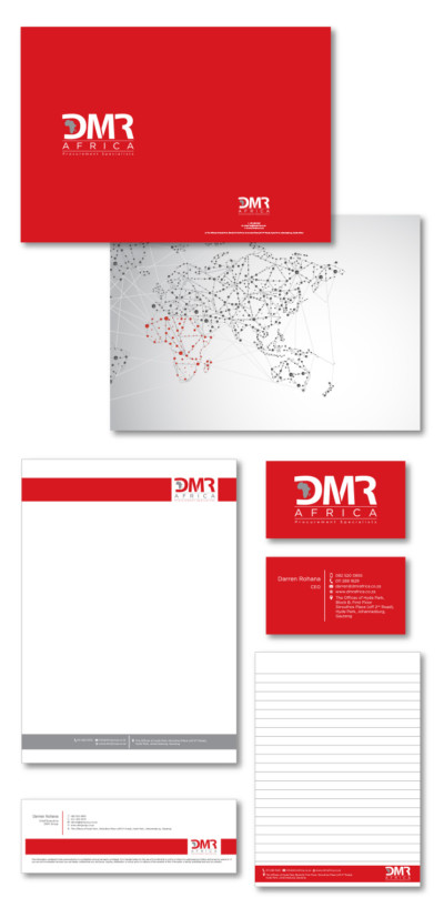 DMR Africa Corporate Stationery