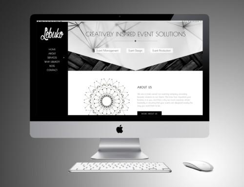 Lebuko's new website is live!