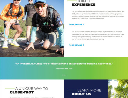 Website Design – run777